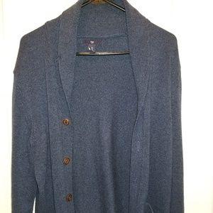 Blue GAP cardigan